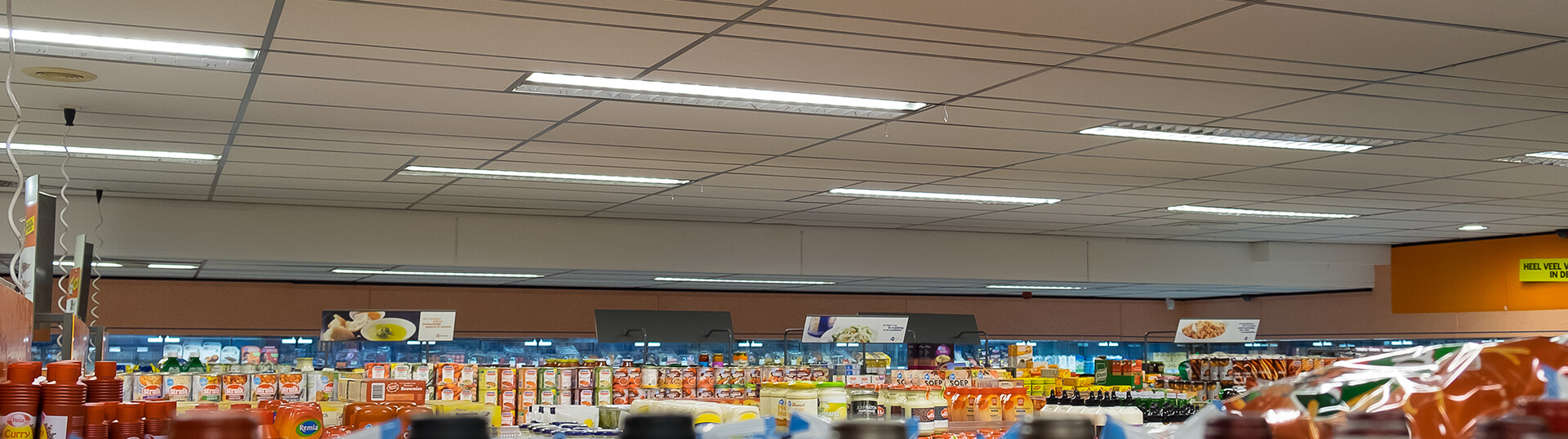 led verlichting winkels