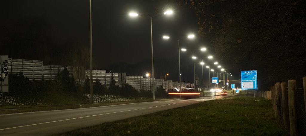 Heerlen-Euregioweg-Saled-openbare-LED-verlichting-4 (1) | Saled LED ...