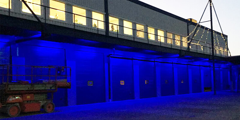 Jos-Scholman-Saled-Blauwe-LED-verlichting-4 | Saled LED Lighting