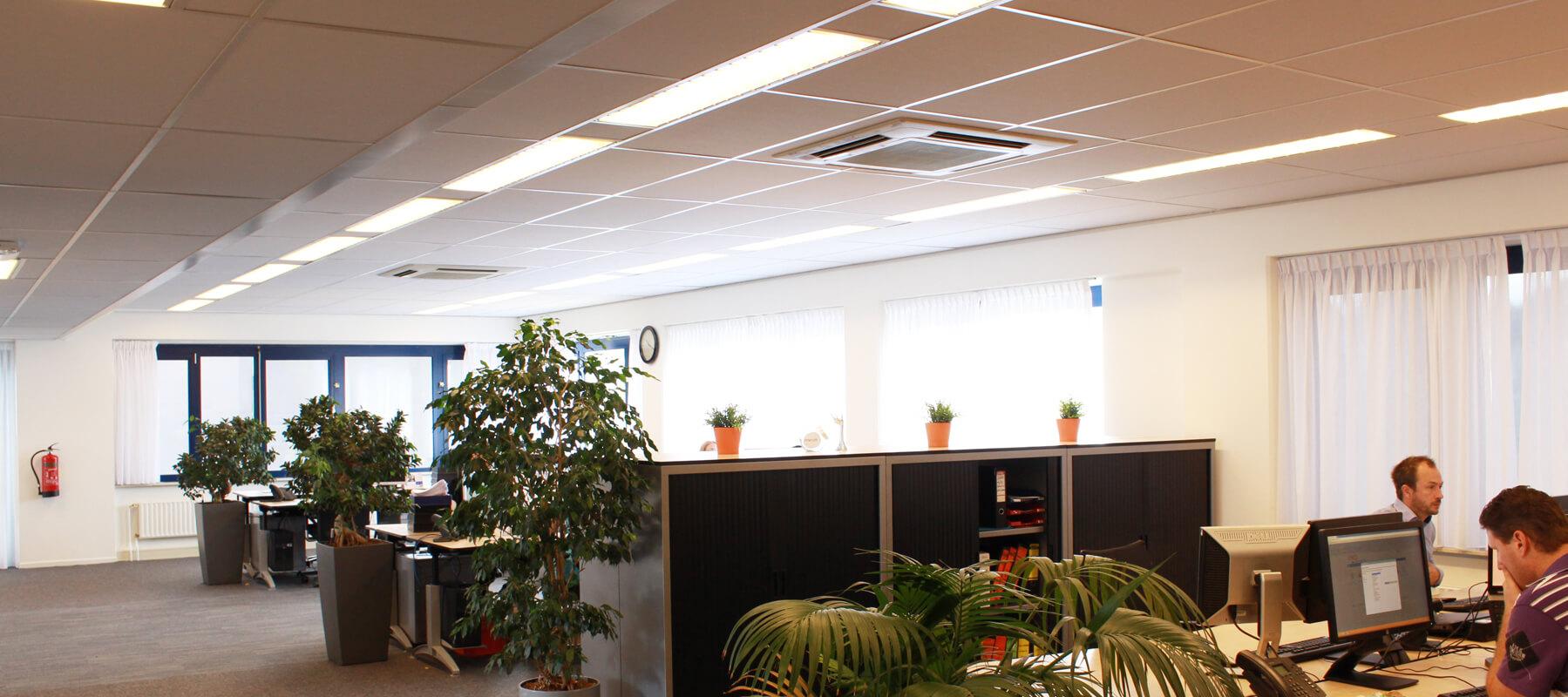 DTZ Deventer kies voor led verlichting van Saled