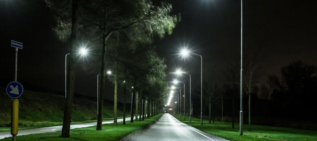 Nijkerk-LED straatverlichting_openbareverlichting