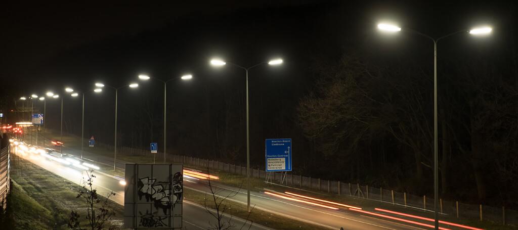 LED verlichting gemeente Heerlen