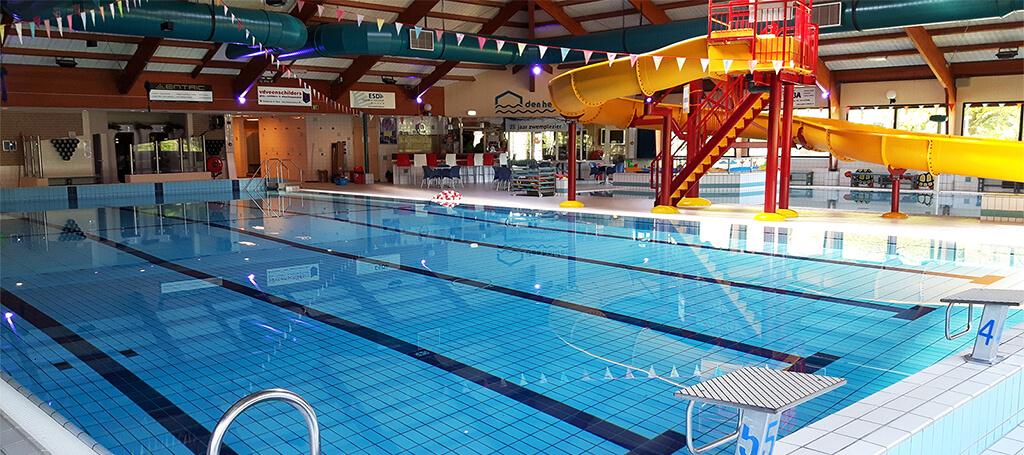 Duurzame verlichting Zwembad Den Helder