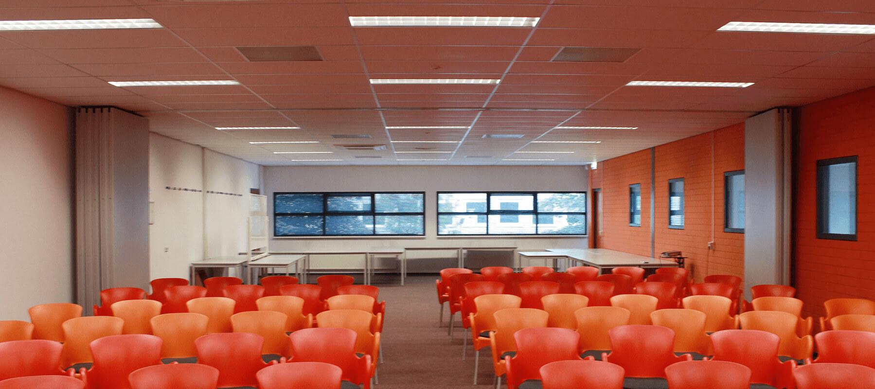 Bouwmensen Amersfoort kiest voor LED verlichting van Saled
