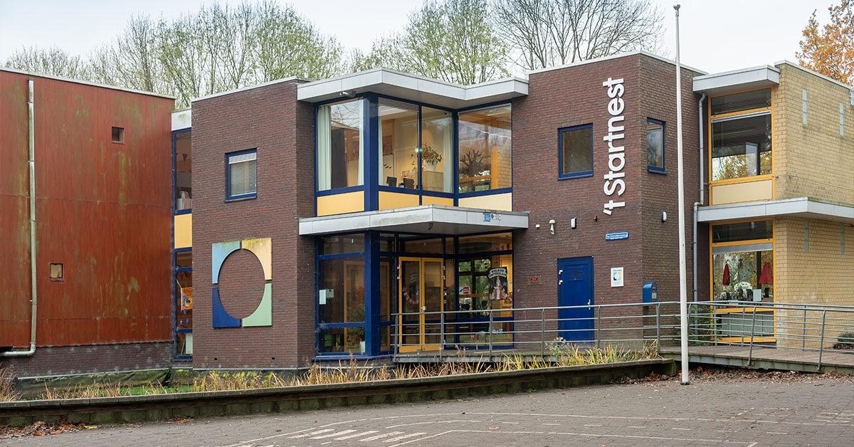 Jenaplanschool 't Startnest stapt over op led verlichting van Saled