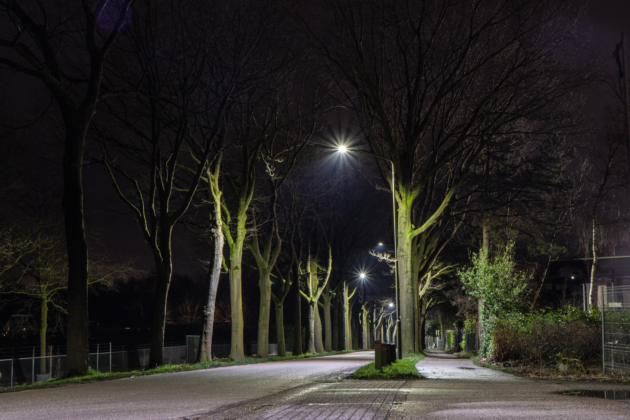 LED straatverlichting_ Zeelandsedreef2