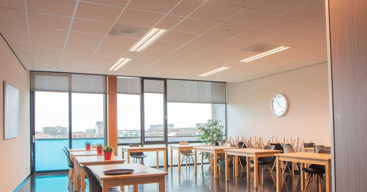 Saled gebouwverlichting MBV nijkerk kantoor