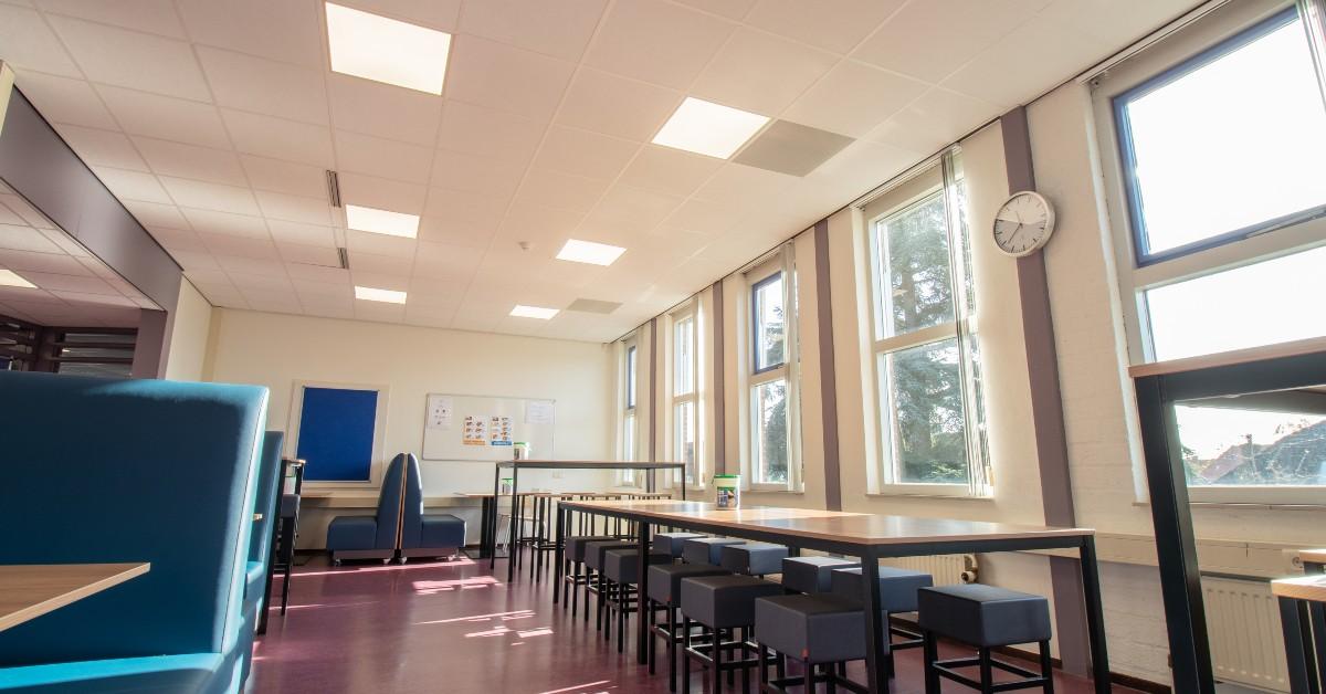 LED schoolverlichting