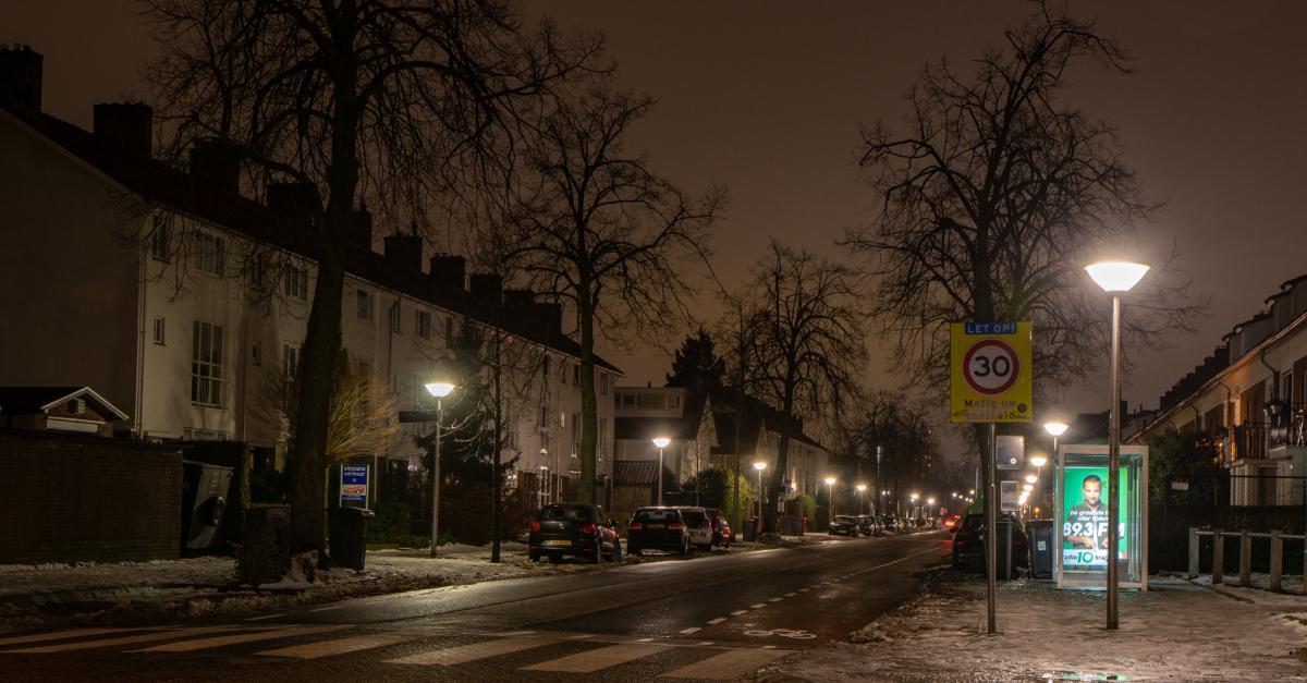 LED verlichting voor de openbare ruimte