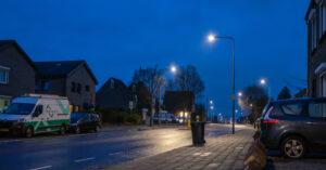 LED straatverlichting Brunssum