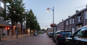 LED straatverlichting Saled _ Gemeente Goirle