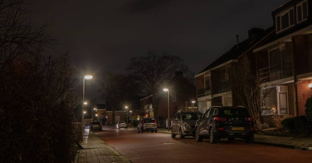 LED plaatoplossing Saled