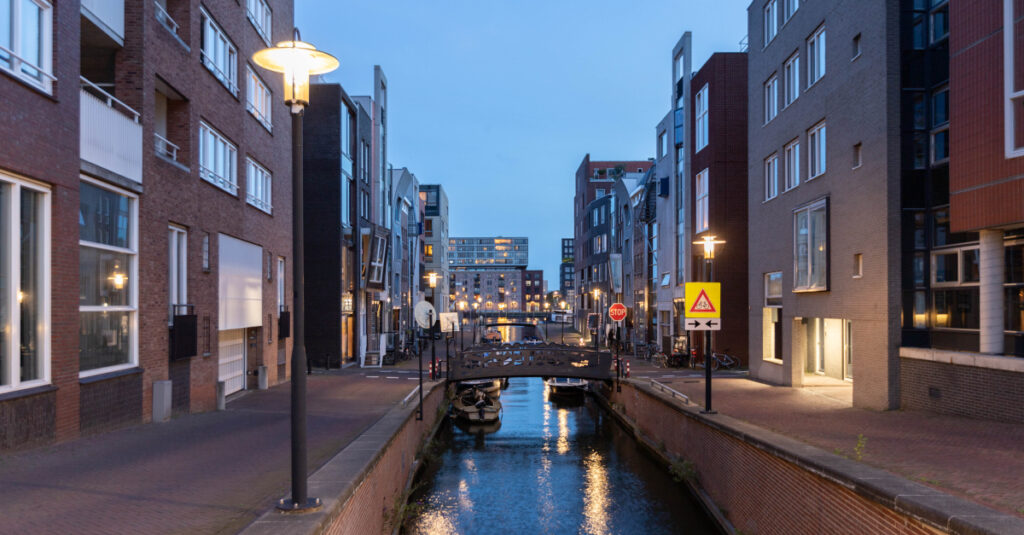 LED retrofit verlichting Amsterdam