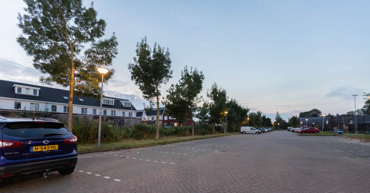LED PS-L verlichting gemeente Weesp