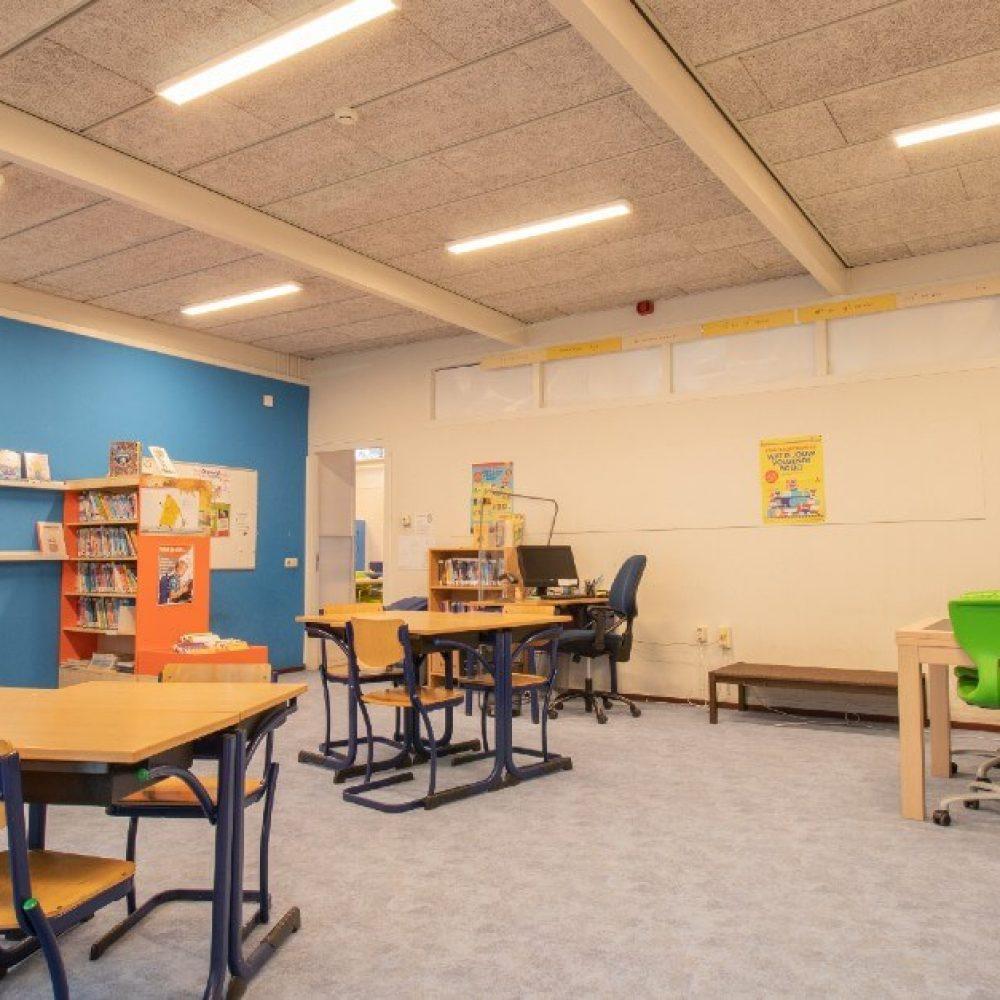 verlichting scholen