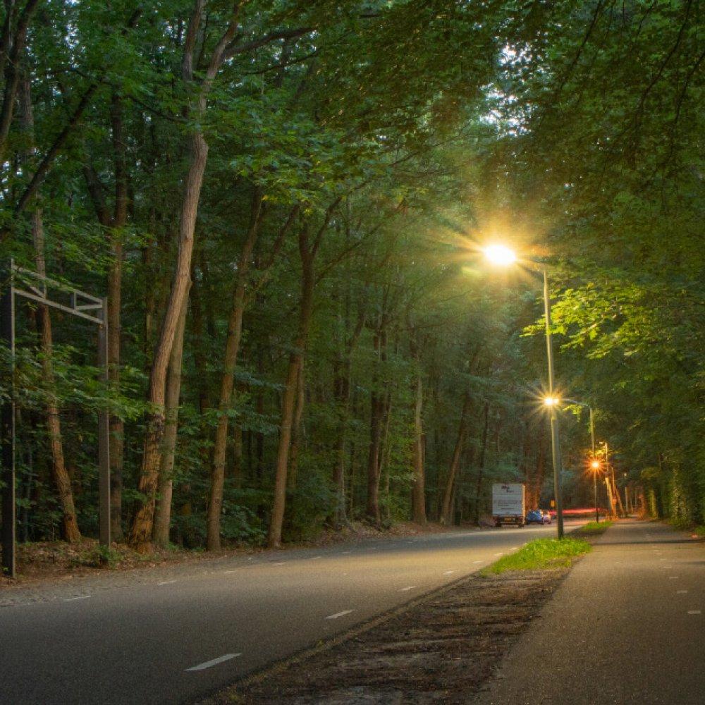 Gemeente Halderwege led verlichting