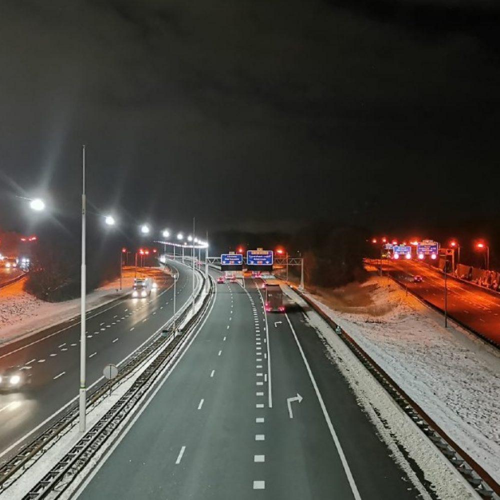 rijkswaterstaat sox lampen vervangen door led
